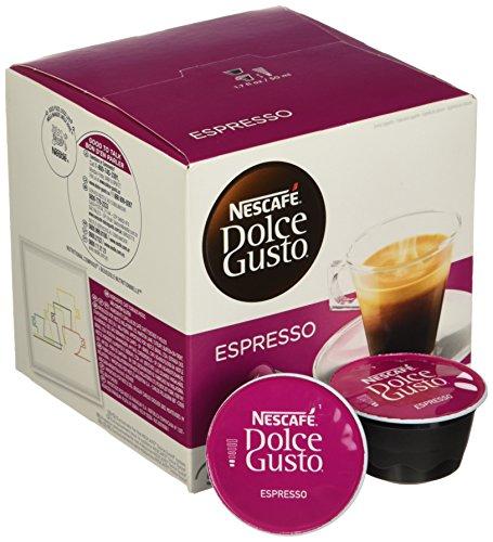 Nescafe Dolce Gusto Capsules, Espresso, 16 ct: Amazon.com: Grocery & Gourmet Food