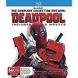 Deadpool / Deadpool 2 (Theatrical & Super Dooper Cut) (3 Disc Collection)