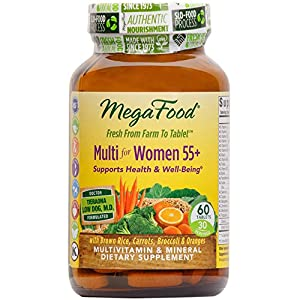 MegaFood - Multi for Women 55+