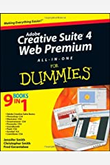 Adobe Creative Suite 4 Web Premium All-in-One Desk Reference For Dummies Paperback