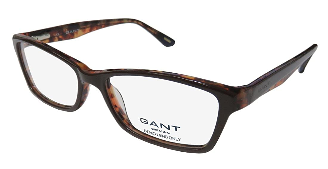 7aec0fab478 GANT Eyeglasses GW 102 Brown Tortoise 53MM at Amazon Men s Clothing store