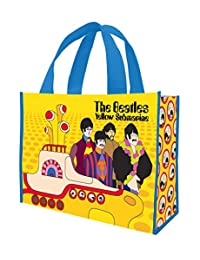 The Bealtes Yellow Submarine Large Recycled Tote