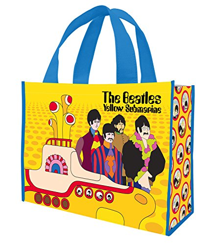 Price comparison product image The Bealtes Yellow Submarine Large Recycled Tote 72473