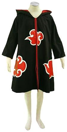 wsysnl Anime japonés Cosplay disfraz para Akatsuki Ninja ...