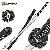 Sokojikara Scorn Handmade Katana/Samurai Sword - Hand Forged