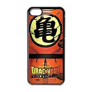 MMZ DIY PHONE CASEPopular Japanese Anime Dragon Ball Z Goku Especial Durable Hard Plastic Case Cover Fits Apple iphone 5/5s Design Yedda DIY