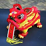 Toys : SPARIK ENJOY Red Lion Marionette Chinese Hand Marionette Puppet