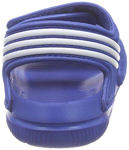 adidas Akwah 9 I Sandalias, Unisex bebé Azul (Eqtazu / Ftwbla / Eqtazu)