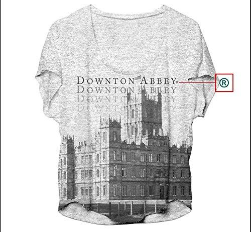 Juniors: Downton Abbey- Castle Estate (Dolman) Juniors (Slim) T-Shirt Size M