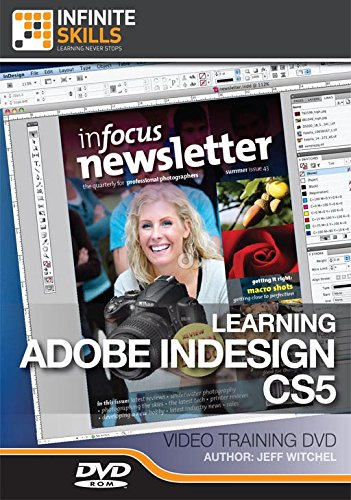 Adobe InDesign CS5 [Online Code] (Indesign Training)