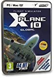 X-Plane 10 Global Best Of Inc DLC Airport Lugano/Airport Toulouse /Airport Frankfurt-Hahn (PC/Mac DVD)