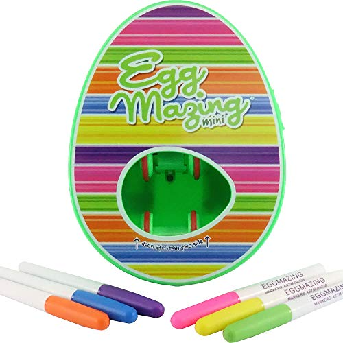 Hey Buddy Hey Pal Mini EggMazing Easter Egg Decorating Kit 7 Pieces