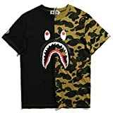 Christo Boy's Casual Fashion T Shirt ( Asian size smaller than US one size ) M