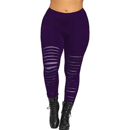 537c7d90243 Grande Taille Yoga Leggings Femme