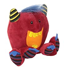 Mary Meyer Thugz Little Red 5-Inch Plush Toy