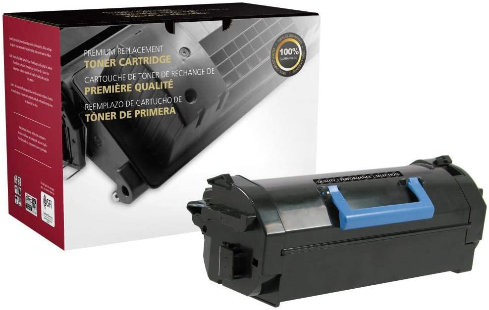 Metro Tech Group Compatible Laser Replacement for Extra High Yield Toner Cartridge for Dell B5460