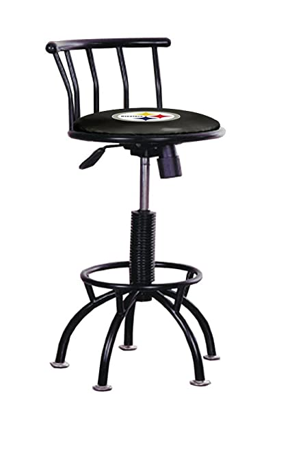 Surprising Amazon Com Adjustable Stool For The Man Cave 1 24 29 Gamerscity Chair Design For Home Gamerscityorg