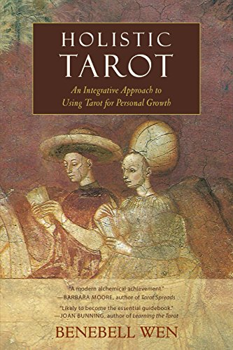 Amazon holistic tarot an integrative approach to using tarot holistic tarot an integrative approach to using tarot for personal growth by wen fandeluxe Gallery