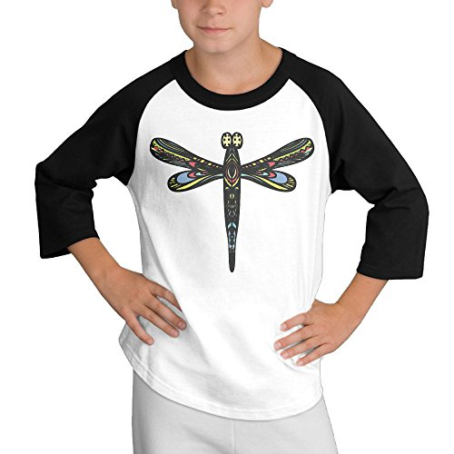 Dragonfly Baby Doll T-Shirt - 3