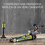 LEGO-Technic-Dragster-con-Tecnologia-PullBack-Set-di-Costruzioni-per-Bambini-7-Anni-42103
