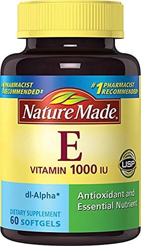 1000 iu vitamin e - 4