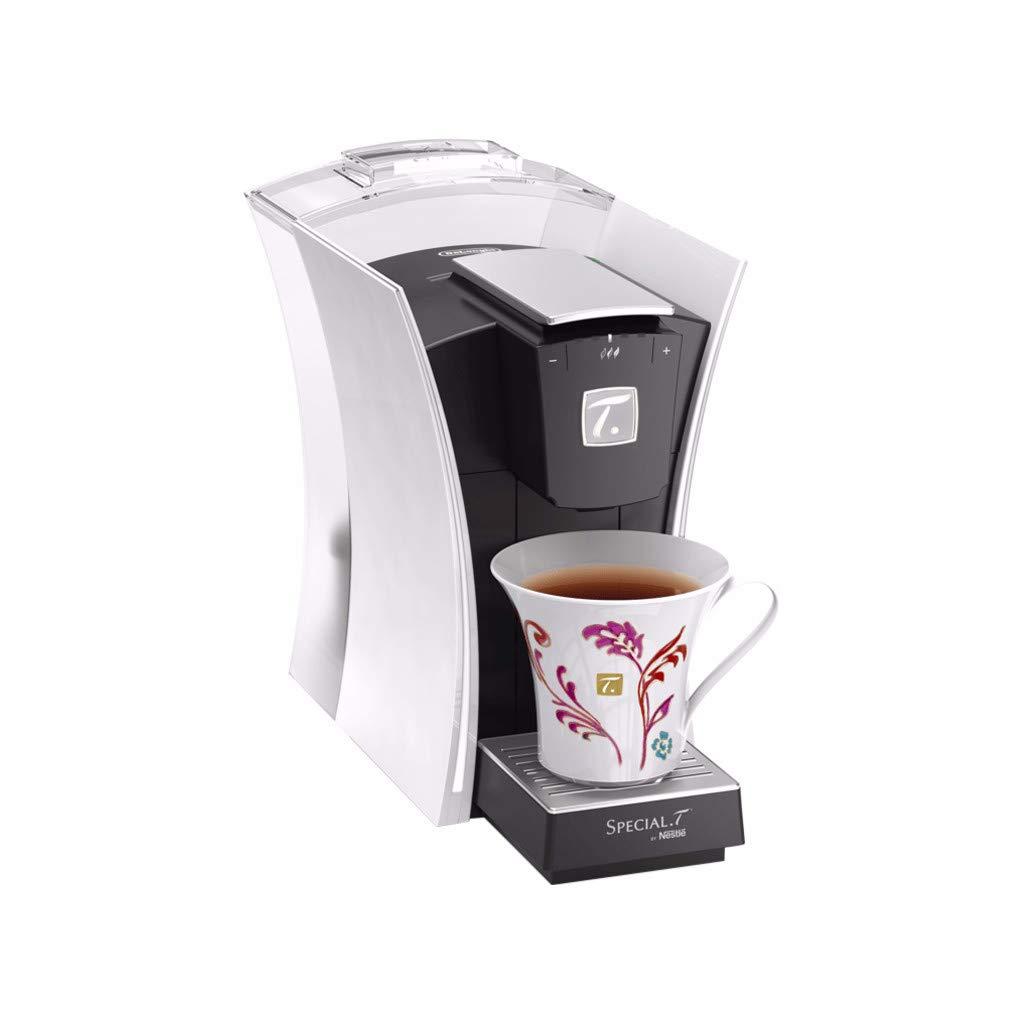 Cafetera té DeLonghi especial T My T Blanca tst594.w: Amazon.es: Hogar