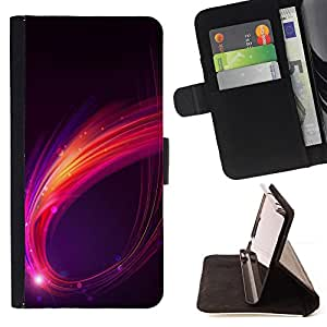 DEVIL CASE - FOR Samsung Galaxy A3 - Genuine abstract - Style PU Leather Case Wallet Flip Stand Flap Closure Cover