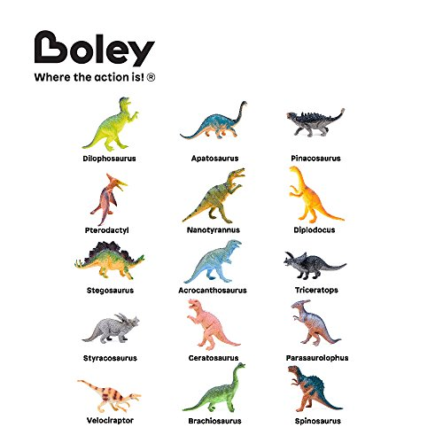 Review BOLEY Monster (15-Pack) Large