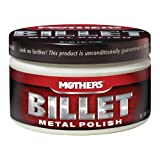 Mothers 35106 Billet Metal Polish, 4-Ounce