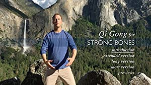 Qi Gong for Strong Bones with Lee Holden DVD (YMAA) **ALL HD 2017** BESTSELLER from YMAA