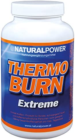 NATURAL POWER THERMO BURN