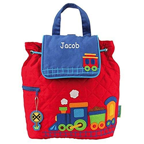 Personalized Choo-choo Train Embroidered ()
