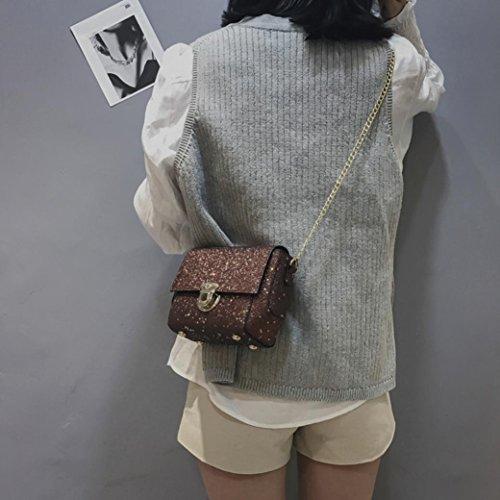 pour l'épaule à Sac Mini Muium Marron femme à porter ZHp7ax4Rwq