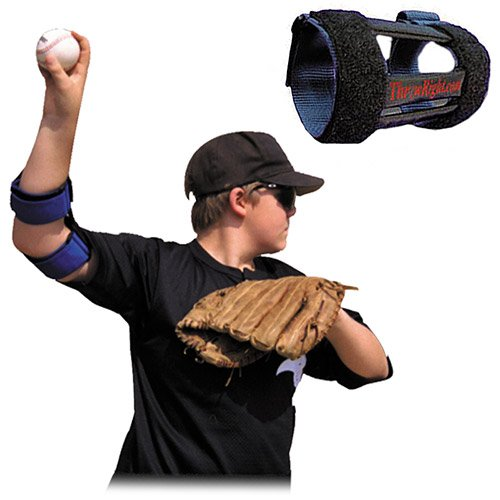 Throwmax Flexible Elbow Brace (X Small Right Arm) by Throwmax