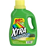 : Xtra Liquid Laundry 2X Concentrate Detergent, Scentsations Spring Sunshine, 75 Ounce