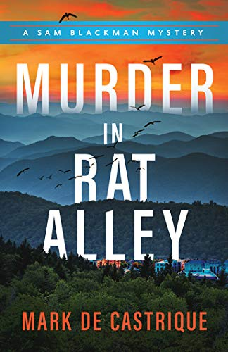 Book Cover: Murder in Rat Alley