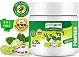 myVidaPure Organic NONI Fruit Powder. 100% Pure Natural RAW Gluten Free Non-GMO. SUPERFOODS Super Greens for Health, Baking, Beauty, Cooking and Dietary Supplement. 6.35 oz - 180 G.