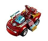 LEGO Juniors Iron Man vs. Loki 10721