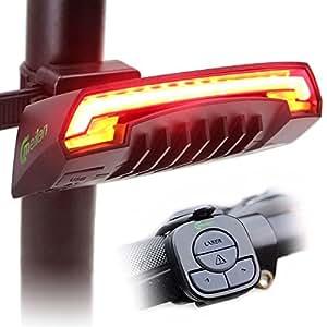 meilan smart bike tail light x5 usb. Black Bedroom Furniture Sets. Home Design Ideas