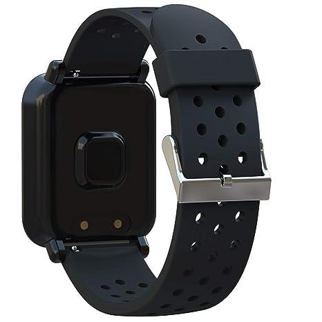 Amazon.com: LNSB3PW4 Smartwatch Smart Watch, Android iOS ...