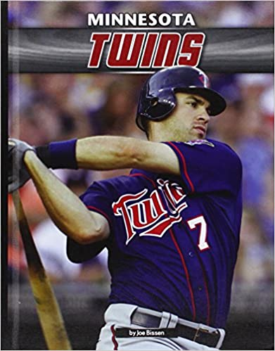 Book Minnesota Twins (Inside Mlb *2015)