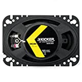 Kicker 43DSC4604 4x6 2-way Speaker Pair
