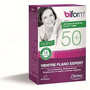 Amazon.com: DIETISA BIFORM 50 VIENTRE PLANO EXPERT 48cap