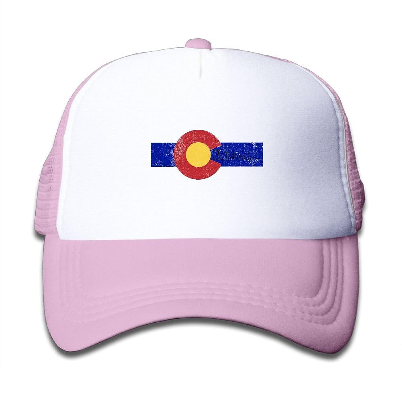 12959ccec SDRG5 Colorado Flag Math π Vintage Child Baby Kid Adjustable ...