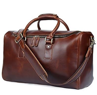 潮牛 TIDING ヌメ革 本革 牛革 メンズ レザー ボストンバッグ 2泊 旅行 鞄