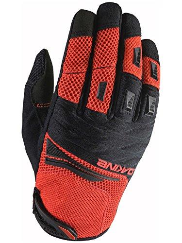 Dakine Men's Cross-X Bike Gloves, Red Rock, XS