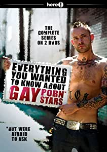 Everything You Wanted to Know About Gay Porn Stars [Reino Unido] [DVD]