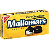 Nabisco Mallomars, Pure Chocolate, 8 Ounce (Pack of 12)