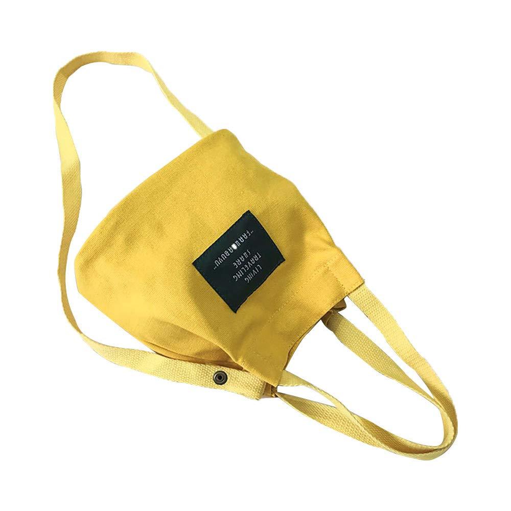 Sencillo Vida- A05 Bolsos Bandolera desigual de Mujer Bolso de mano fiesta mujer mochila de Viaje Shoulder Bag Handbag para Escuela Trabajo