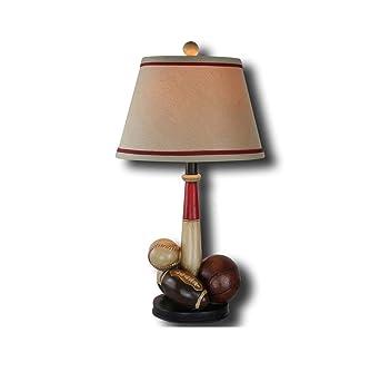 HAIYUGUAGAO Lámpara creativa nórdica Lámpara vintage de mesa de ...